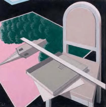 """Expositie van werk van Friso Wiegersma """"De aanblik alleen"""""""