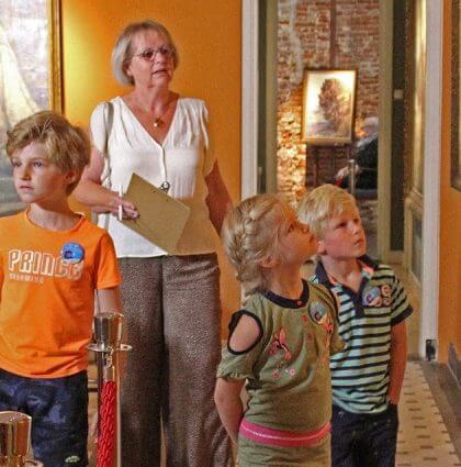 Museum Slager also fun for children