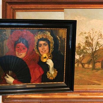 De schilders van de familie Slager