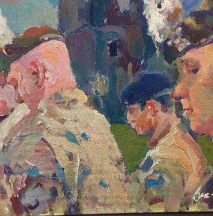 VERWACHT: Expositie 'Royal Welsh Art' i.h.k.v. de bevrijding van 's-Hertogenbosch