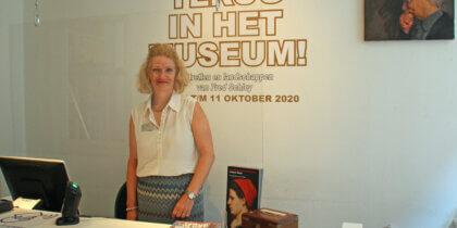 Actief worden in en voor Museum Slager? Als gastheer of gastvrouw?